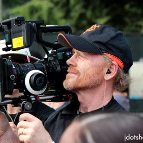 JDOT single SHOT: Ron Howard Takes Control of the Camera to Document Made in America