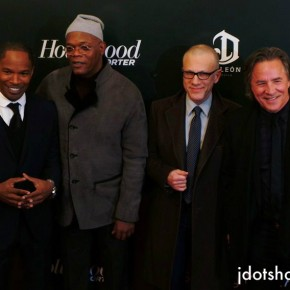 "Movie: ""Django Unchained"" NYC Premiere with DiCaprio, Foxx, Tarantino, Thurman, and More"