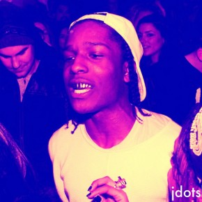 "Release Party: A$AP Rocky Celebrates the Release of ""Long.Live.A$AP"" in NYC"