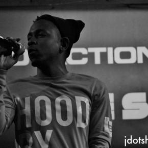 "JDOT TV: Kendrick Lamar Performs ""Backseat Freestyle"" in Brooklyn"