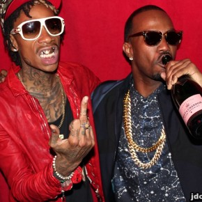 Release Party: Juicy J Celebrates the Release of 'Stay Trippy' in NYC with Wiz Khalifa