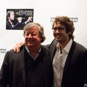 Event: Premiere Screening of Josh Groban: Sing Your Song