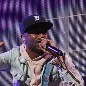 Concert: Big Sean Brings the Crowd to Detroit for the Forest Hills Drive Tour