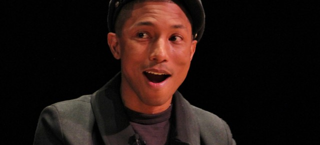 Event: Pharrell Shares Valuable Life and Career Insight With NYU Students