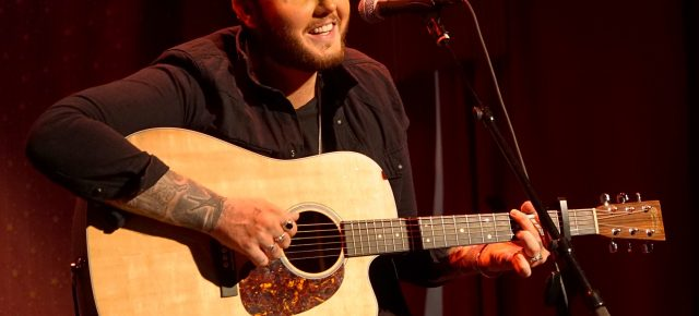 Concert: James Arthur's Intimate, Stripped Down Set at The Slipper Room NYC