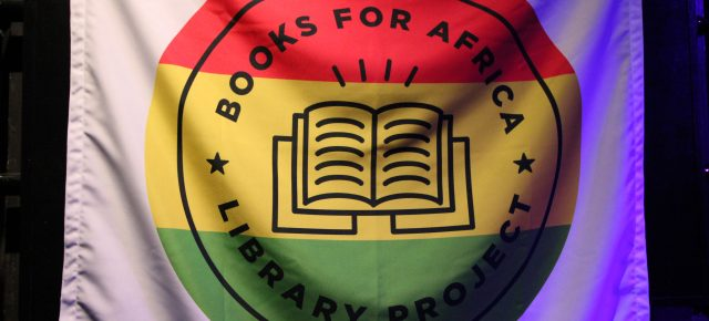 Event: Books for Africa Library Project at Bowery Electric