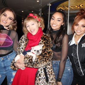 Event: Little Mix and Grace VanderWaal Link Up Behind the Scenes at the TODAY Show