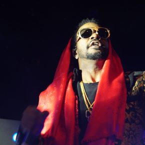 Concert: Getting Trippy with Juicy J and Belly at Irving Plaza NYC