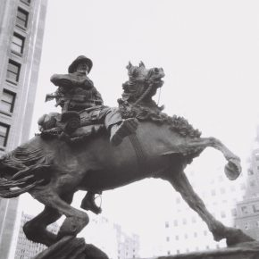 Film: In and Around NYC with Lomography Simple Use Disposable Camera (Black & White)