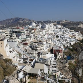 Lifestyle: Travels Around Greece - Athens, Milos and Santorini