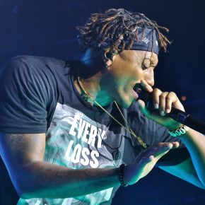 Concert: Lecrae Shows Why 'All Things Work Together' at his NYC Headlining Tour Stop